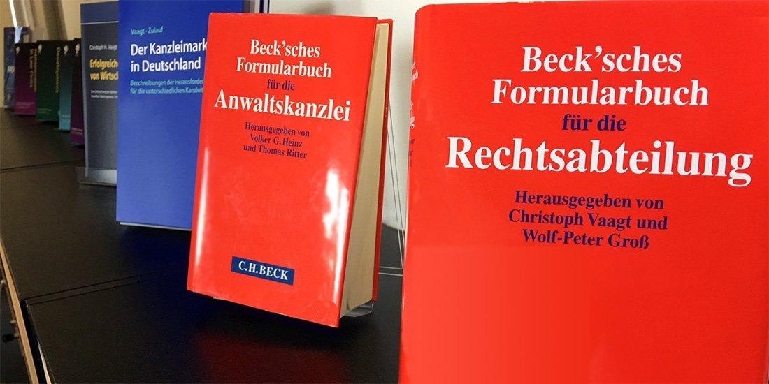 law firm change consultants Veröffentlichungen