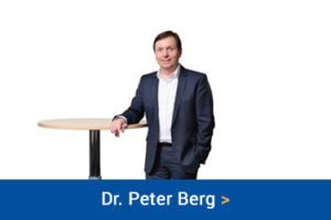 Dr. Peter Berg law firm change consultants