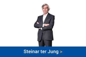 Steinar ter Jung law firm change consultants