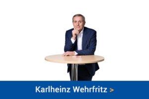 Karlheinz Wehrfritz law firm change consultants