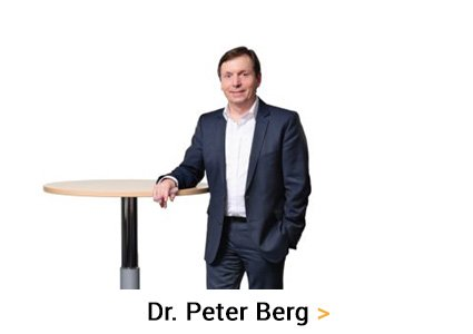 Dr. Peter Berg - law firm change consultants