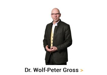 Dr. Wolf-Peter Gross - law firm change consultants