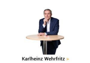 Karlheinz Wehrfritz - law firm change consultants