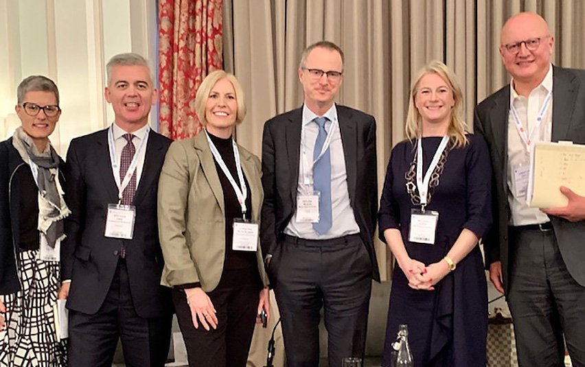 IBA Law Firm Management Konferenz London 2019